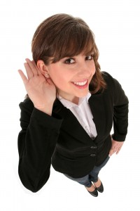 Listening: A Skill You Can Develop