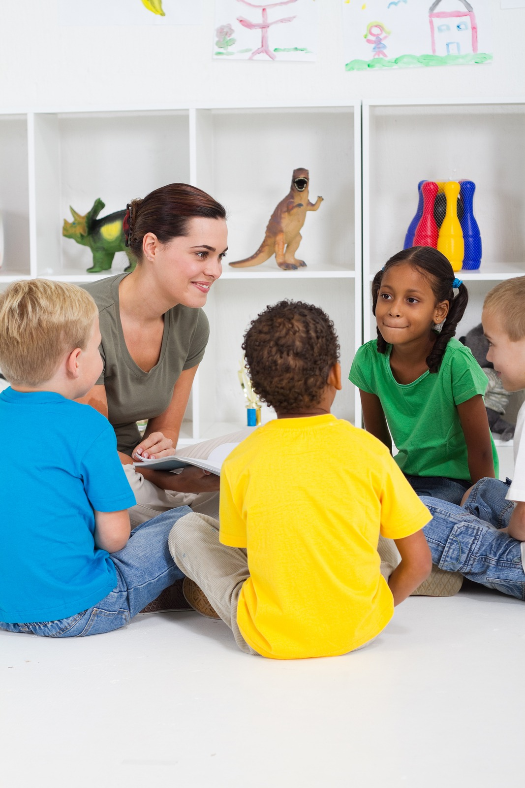 Moving Beyond Storytime: Rethinking Preschool and Daycare Outreach