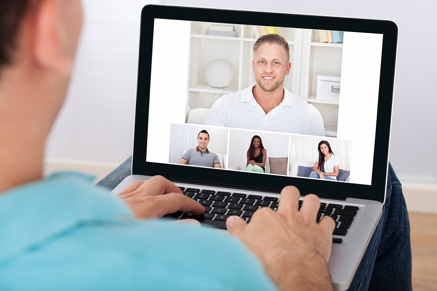Challenge Accepted: Remain Connected to Co-workers and Users with Video, Virtual Meetings, and Live Streaming Applications