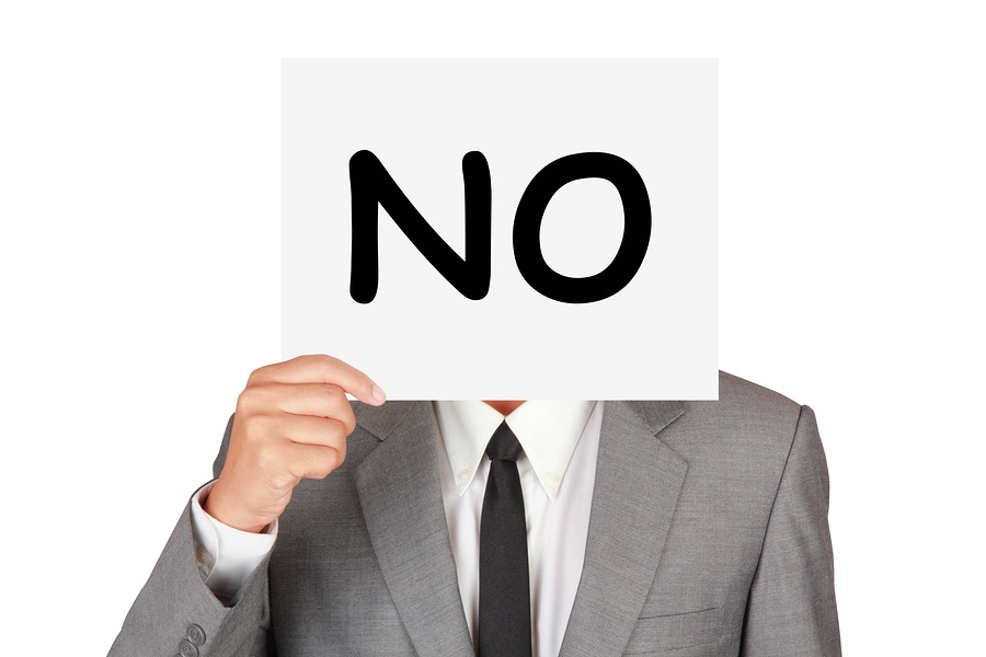 "Getting Comfortable with Saying ""No"" at Work"