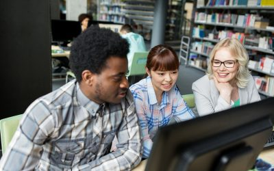 The Future of Libraries: Exploring Lifelong Learning, Artificial  Intelligence, and Entrepreneurship Training