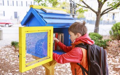 What is That Little Box in the Front of Your House? The Little Library Movement and its Impact on Individuals and Libraries