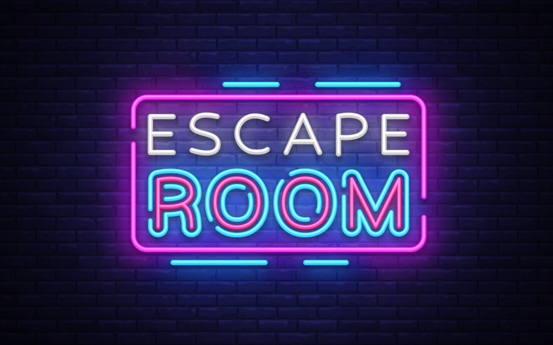 Ditch the Escape Room! Make Your Library an Escape Game