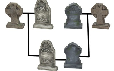Memorial Records: Researching Cemeteries for Genealogy