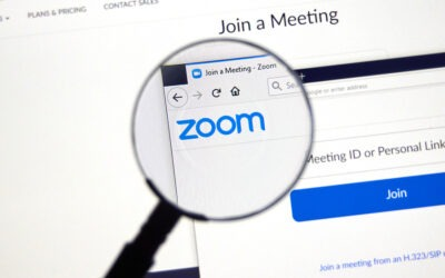 Creating Engagement in Online Meetings Using Zoom: Beyond the Basics