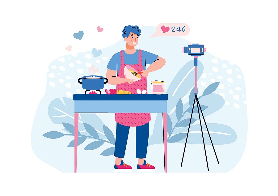 Get Cooking (Virtually) @ Your Library!