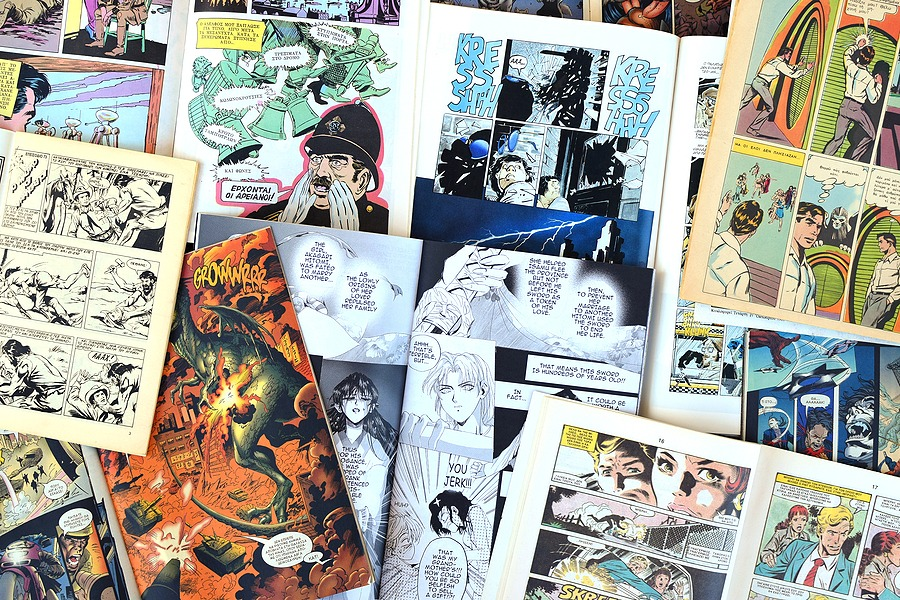 Sort It Out! Using In-House Classification Systems to Maximize Comics and Graphic Novels